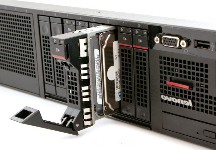 Восстановление данных с RAID NAS